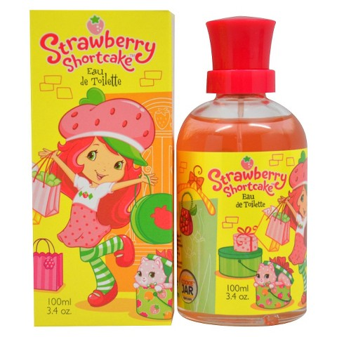 Kid's Strawberry Shortcake by Marmol & Son Eau de Toilette Spray - 3.4 oz