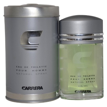 Men's Carrera by Muelhens Eau de Toilette Spray - 3.4 oz