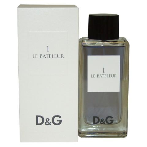 Unisex D&G Le Bateleur 1 by Dolce & Gabbana Eau de Toilette Spray - 3.3 oz