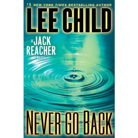 Never Go Back (Hardcover)