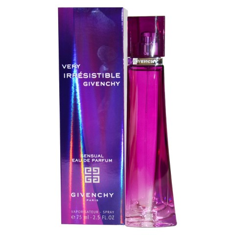 Women's Very Irresistible Sensual by Givenchy Eau de Parfum Spray - 2.5 oz