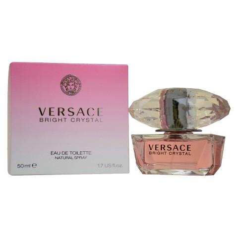Women's Versace Bright Crystal by Versace Eau de Toilette Spray