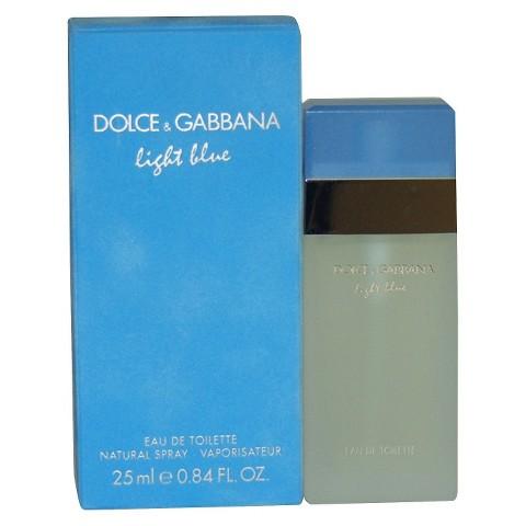 Women's Light Blue by Dolce & Gabbana Eau de Toilette Spray