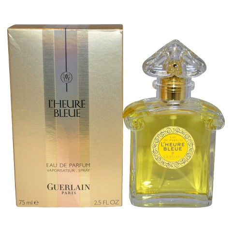 Women's L'Heure Bleue by Guerlain Eau de Parfum Spray - 2.5 oz