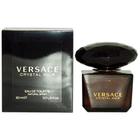 Women's Versace Crystal Noir by Versace Eau de Toilette Spray