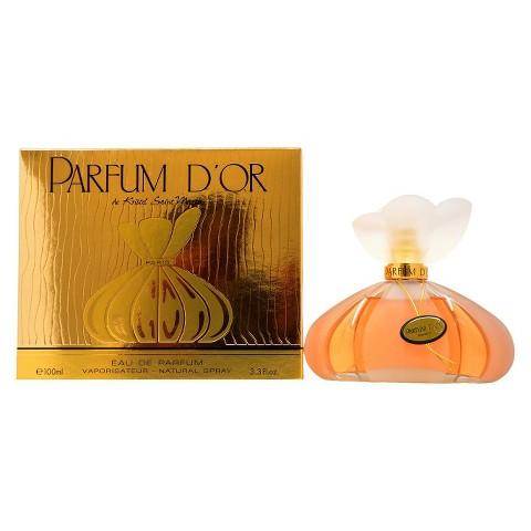 Women's Parfum D'or by Kristel Saint Martin Eau de Parfum Spray - 3.3 oz