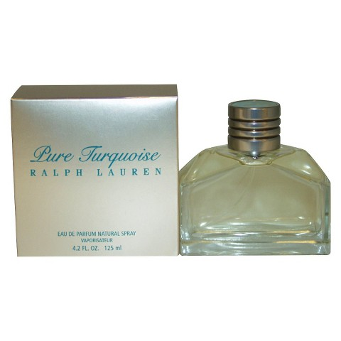 Women's Pure Turquoise by Ralph Lauren Eau de Parfum Spray - 4.2 oz