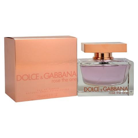 Women's Rose The One by Dolce & Gabbana Eau de Parfum Spray - 2.5 oz