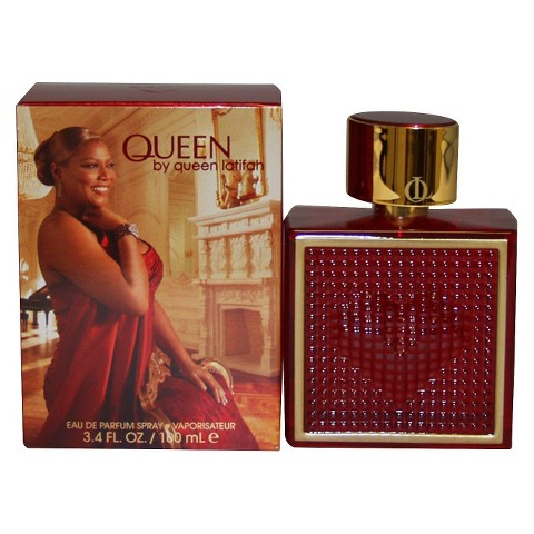 Women's Queen by Queen Latifah Eau de Parfum Spray - 3.4 oz