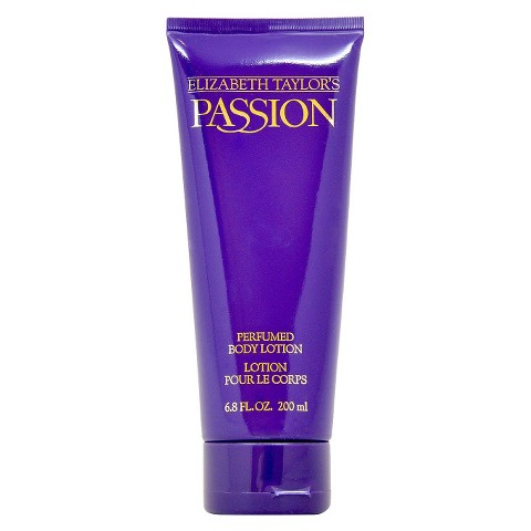 Women's Passion by Elizabeth Taylor Perfumed Body Lotion - 6.8 oz