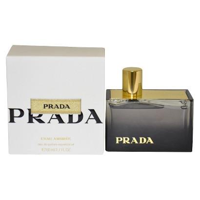 Women's Prada L'Eau Ambree by Prada Eau de Parfum Spray - 2.7 oz
