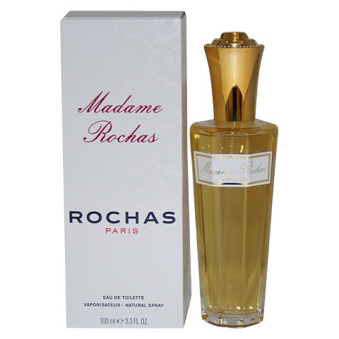 Women's Madame Rochasby Rochas Eau de Toilette Spray - 3.4 oz
