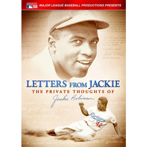 Letters from Jackie: The Private Thoughts of Jackie Robinson (Widescreen)