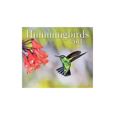 Hummingbirds 2014 Calendar
