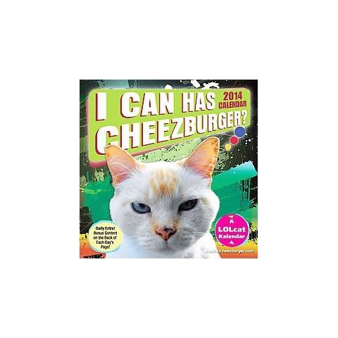 I Can Has Cheezburger? 2014 Calendar