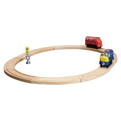 Chuggington Wooden Railway Beginner's Set