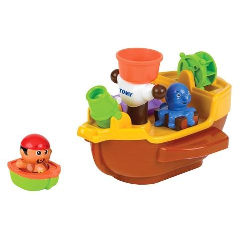 TOMY Pirate Pete's Bath Ship
