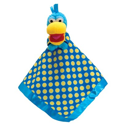 TOMY Blanket Buddy-Squacky