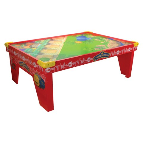 TOMY Chug-Let's Ride the Rails Playtable