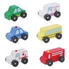 Discoveroo Wooden Car Set