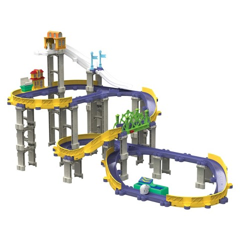 TOMY Chug-StackTrack Brewster's