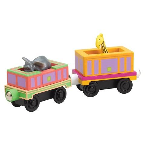 TOMY Chug-Safari Cars 2-Pack