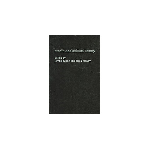 Media And Cultural Theory (Hardcover)