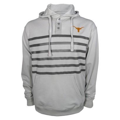 NCAA Men's Hoodie Texas Grey