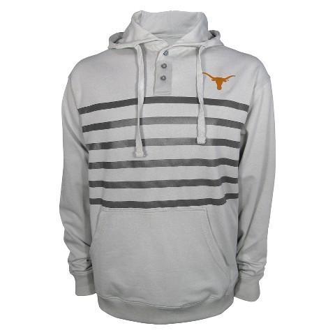 Texas Longhorns Men's Hoodie in Grey