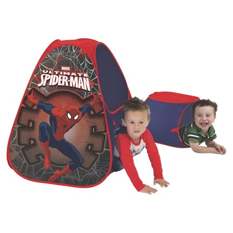 Target.com Use Only 4/color Spider-Man Hide About