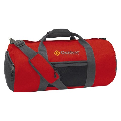 Outdoor Products Medium Utility Duffle - Molten Lava