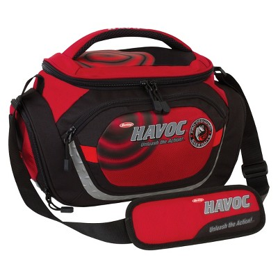 ECOM Berkley Havoc Tackle Bag - Red