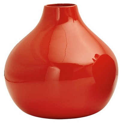 "Juno Bamboo Gourd Vase 11"""