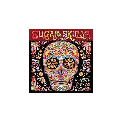 Sugar Skulls 2014 Calendar