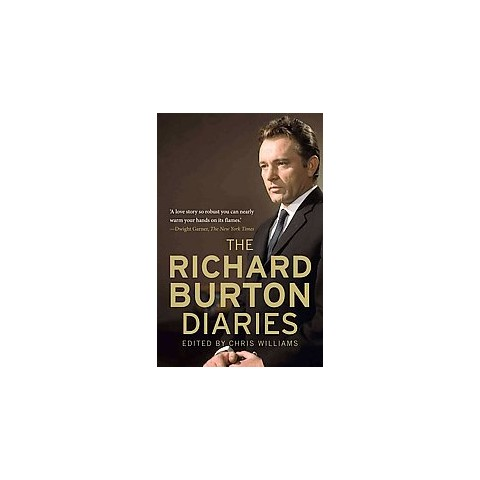 The Richard Burton Diaries (Reprint) (Paperback)