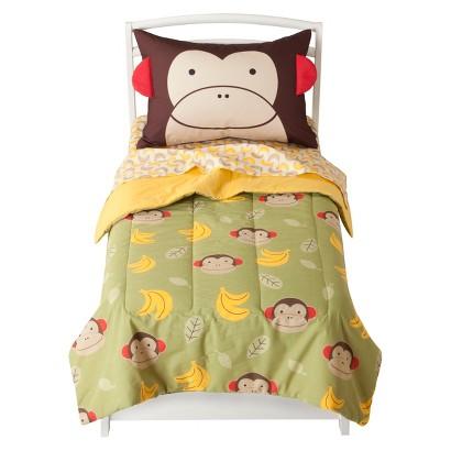 Zoo 4pc. Toddler Bedding Set - Monkey