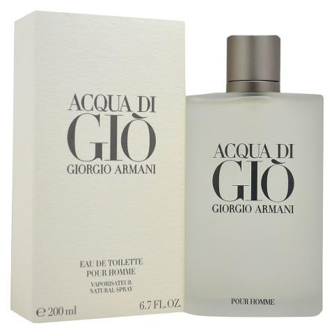 Men's Acqua Di Gio by Giorgio Armani Eau de Toilette Spray