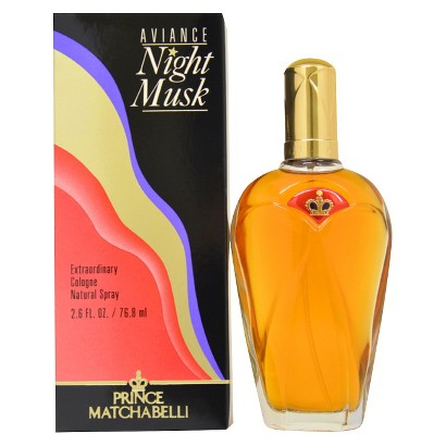 Women's Aviance Night Musk by Prince Matchabelli Cologne Spray - 2.6 oz