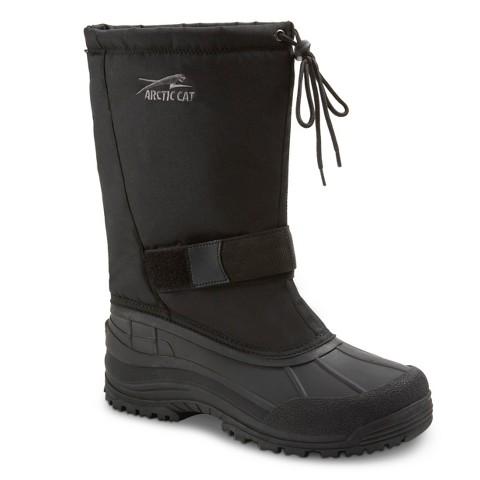 Men's Arctic Cat Blackwood Winter Boots - Black