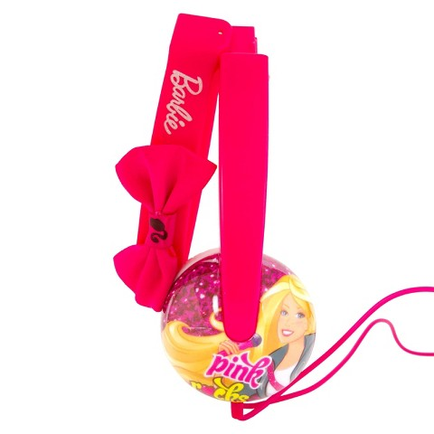 Barbie Camelio Headphones