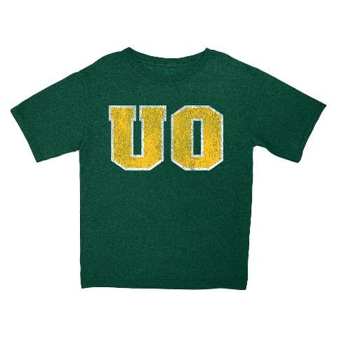 Oregon Ducks Boys Short-Sleeve Tee - Green