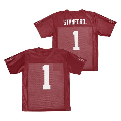 Stanford Cardinal  Boys Jersey Red