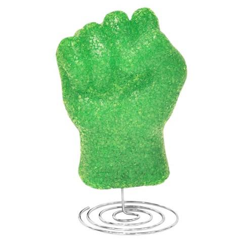 Avengers Hulk EVA Lamp - Green Fist