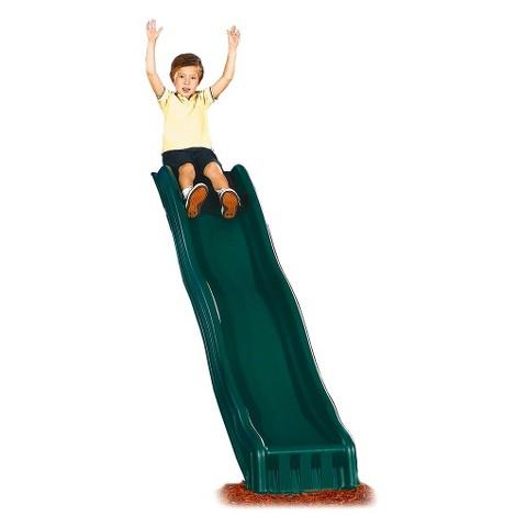 Swing-N-Slide Cool Wave Slide- Green