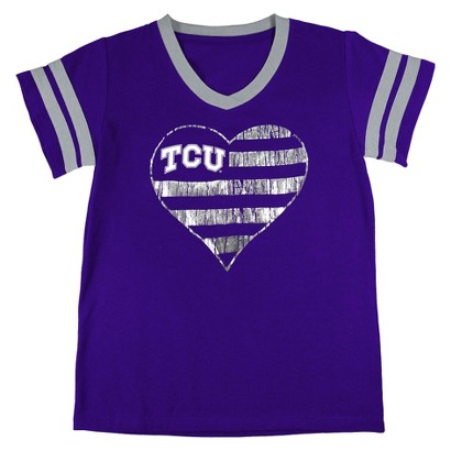 NCAA Girls Tunic TCU