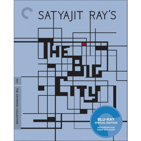The Big City (Criterion Collection) (Blu-ray) (R)