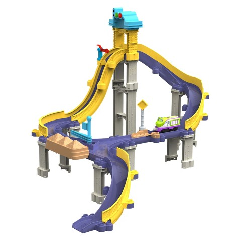 TOMY Chug-StackTrack BrakeTraining