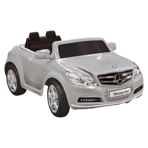 Kid Motorz Mercedes Benz 6V Ride On - Silver