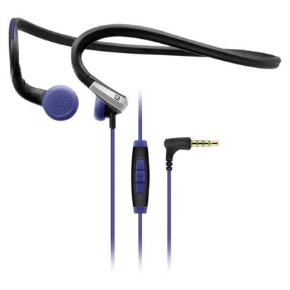 Sennheiser Sport Neckband Headphones - Blue/Grey