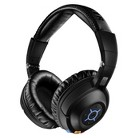 Sennheiser Around-the-Ear Wireless Travel Headphones - Black (MM550X)